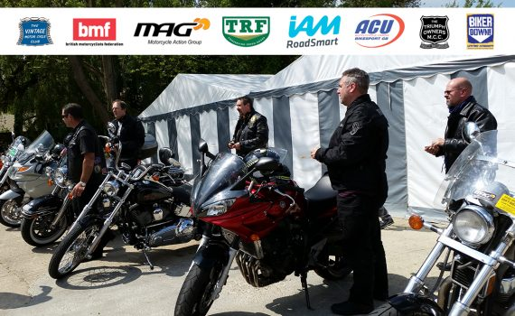 Coalition of Motorcycling Organisations thank motorcyclists for their actions