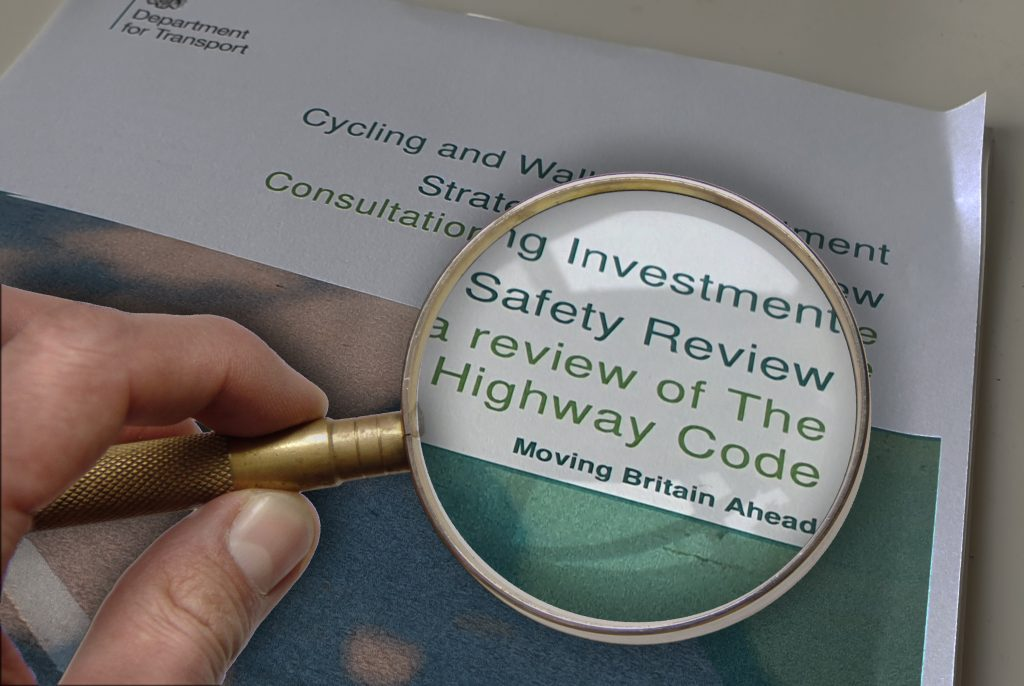 Highway Code Review