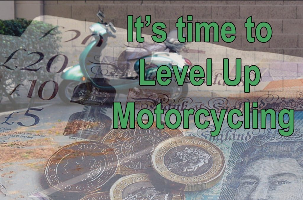Levelling Up Fund opportunity for motorcycling