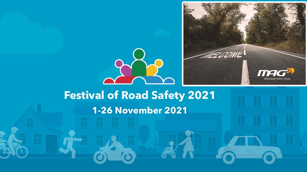 new road safety vision
